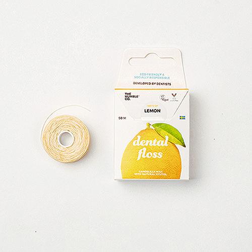 [더험블] 비건 치실 레몬